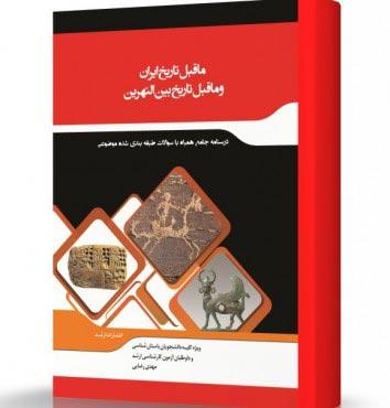 ماقبل تاریخ ایران و ماقبل تاریخ بین النهرین